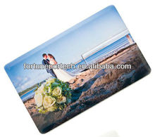 low price 2gb personalized made usb flash memory card