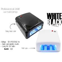 UV nail lamp, 36w uv nail dryer, 36 Watts nails dryer,