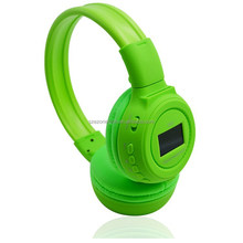 Chinese new model private label detachable cable headphone with true and natural sound for sports/Practice/training/exercise