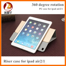 HOT SELLING CASE for ipad air accessories ,case for iPad air2