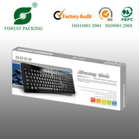 2014 NEWEST ECO-FRIENDLY WHOLESALE KEYBOARD PACKING BOXES