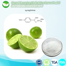 High quality citrus aurantium extract synephrine hcl