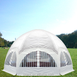 professional lighting inflatable tent with rooms