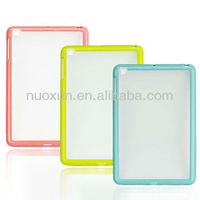 2013 hot sell new design PC+TPU mobile phone case for IPAD MINI