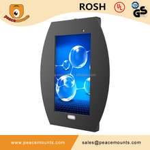 RS-1 New anti-theft design vesa max up to 100 and 100 metal support round tablet spare part