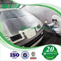car substrate protection spray paint masking film