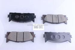 Brake Pad for Toyota Hybrid ASV60 04465-33471 Car Parts