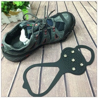 2015 hot sale silicone ice grippers Snow Crampon