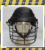 made in China and import world riot helmet for sale