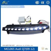LED Light bar/ Led Daytime Running Light for Audi Q7 2009-2014 factory suv military agriculture marine mining work light