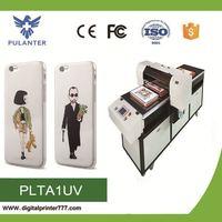 Famous brand digital flatbed printer,multi-function uv let light printer