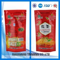 PA+PE Material and Zipper Top Sealing & Handle printed vacuum bags