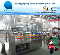 Full Line Soft Drink Manufacture Machines
