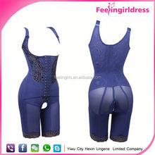 Blue Body Shaper Shorts wholesale bodysuit