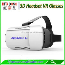Hot selling AppiGlass 3d vr glass for 3.5-6 inch smartphone