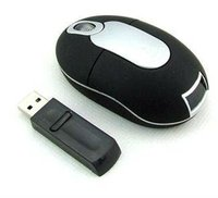 Newest Mini 800DPI USB RF Wireless Cordless Optical Mice 3D USB Mouse For PC Laptop