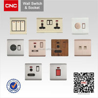 American style wall switch socket ba9s socket