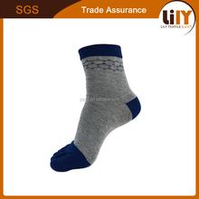 Men's four seasons business socks manufacturer provides straightly socks cotton soft mens sock for sports