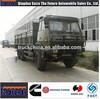 Shanxi Shacman F2000 6x6 all wheel driving military army trucks