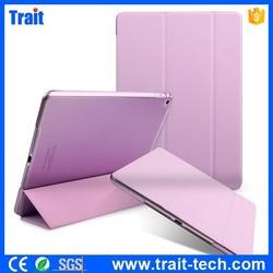 Tri-fold Smart Weak Sleep Case for iPad Air 2, for iPad Air 2 Case