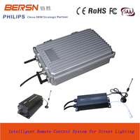 China remote wireless intelligent automatic street light led lighting control system for street road light