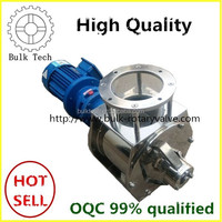 round and square outlet/inlet Airlock, rotary valve in China
