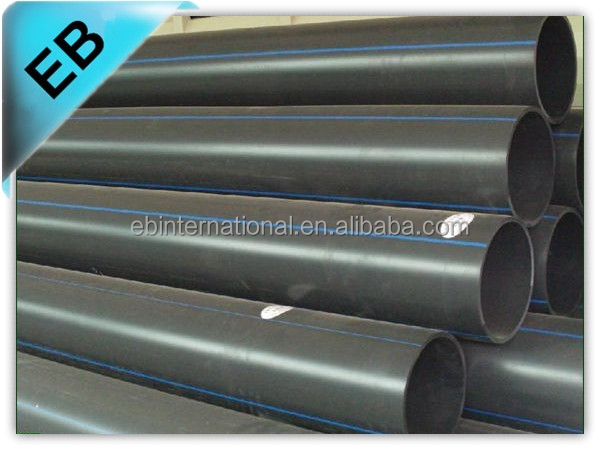 Hdpe pipes and pe fittings manufacturer polyethylene