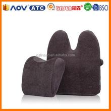 new memoy foam 2014 hot sale car neck rest massage pillow