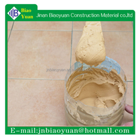 Eco-friendly waterproof ceramic tiles grout filler for tile