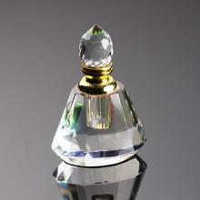 3ml cheap crystal custom design glass bottle perfume