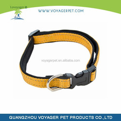 Lovoyager reflective dog collars for small dogs