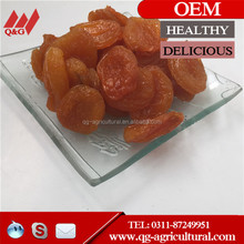dried fruits of dry apricot