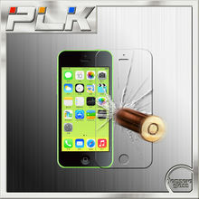 2015 0.2mm/0.3mm Anti-shock Anti Glare Cell Phone 9H mhardness Tempered Glass screen protector for iphone5c