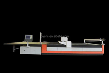 Manual Automatic Fabric Cutting Machine Price Competitive For Different Cutting And Tailoring Designs