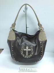 Comely famous brand ladies handbag for usa young people market 2016 lady fashion handbag
