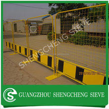 cheap price and high quality galvanized outdoor temporary dog fence