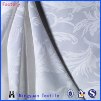 Luxury Jacquard Hotel Fabric for bedding sets