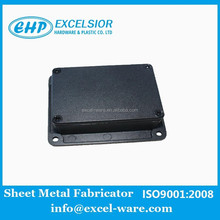 Die cast aluminum enclosure box
