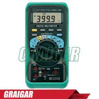 100% Authentic Brand New KYORITSU 1009 Digital Multimeter,15B + Temperature Measurement