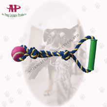 Pet Suppliers Pet Toys for Dog Pet Cotton Knotted Rope Dog Toys