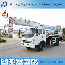 Quickly quality shipments 5 tons Cheapest Truck Crane for Sale