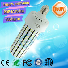 new type hot sale led 150w high mast lighting bulb Mogul base led corn bulb