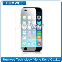 Super Clear Tempered Glass Screen Protector for iPhone 5