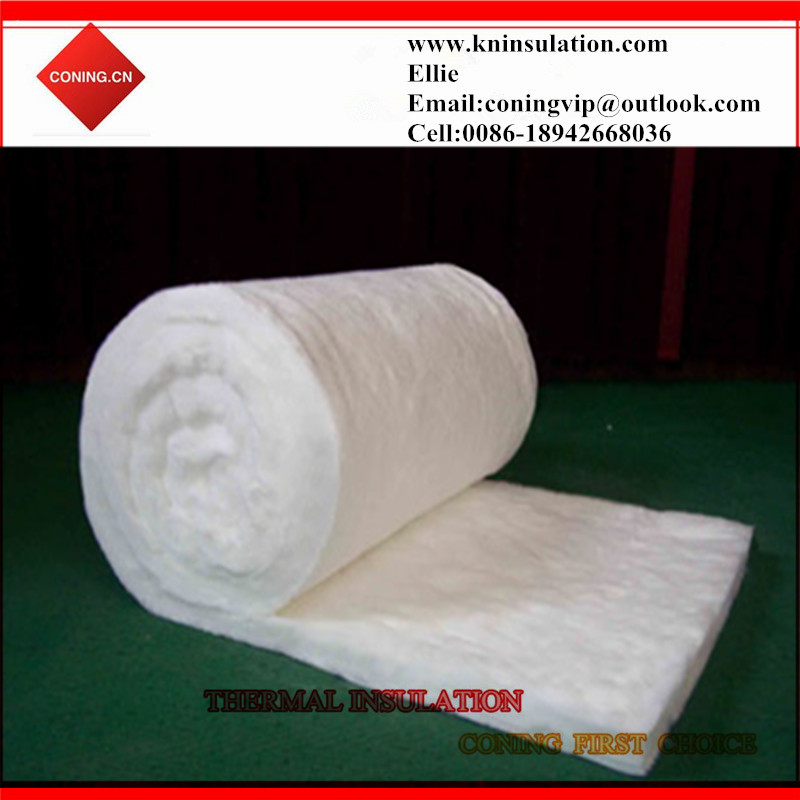 Изоляция керамического волокна для облицовки котла