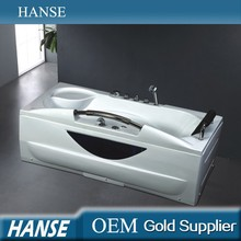 HS-B217 indoor rectangle single person 2012 massage bathtubs ce
