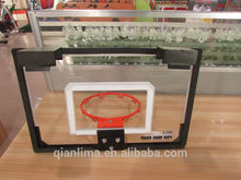 Wholesale Indoor Miniature Basketball hoop, basketball Backboard with Hoop