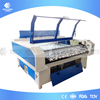 Keyland Automatic feeding flat bed Co2 laser cutting machine for textile and fabric