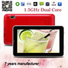 ZXS-7-A13-2G The cheapes tablet pc smart phone dual core cpu tablet pc mid from very cheap wholesale tablet china factory