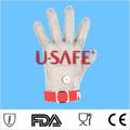 Cuchillo guantes resistentes a los guantes Anti corte guantes resistentes a los cortes de corte herramienta de costura