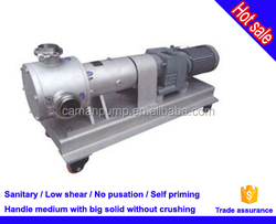 Stainless steel pump for coconuts pump food pump